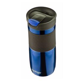 Contigo Snapseal Byron 16 Drikkeflaske 470ml blå